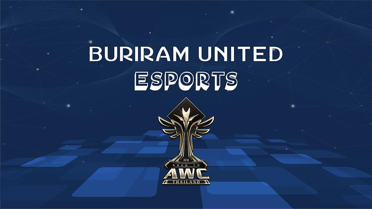 Buriram United RoV eSports บุรีรัมย์ ยูไนเต็ด