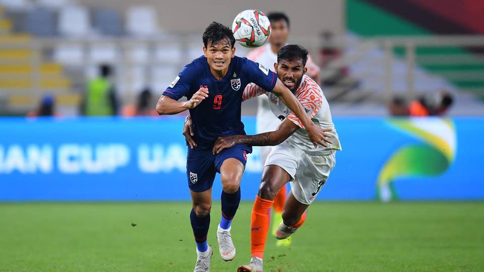 คิงส์ คัพ คิงส์คัพ 2019 ทีมชาติอินเดีย ทีมชาติไทย อิกอร์ สติมัช