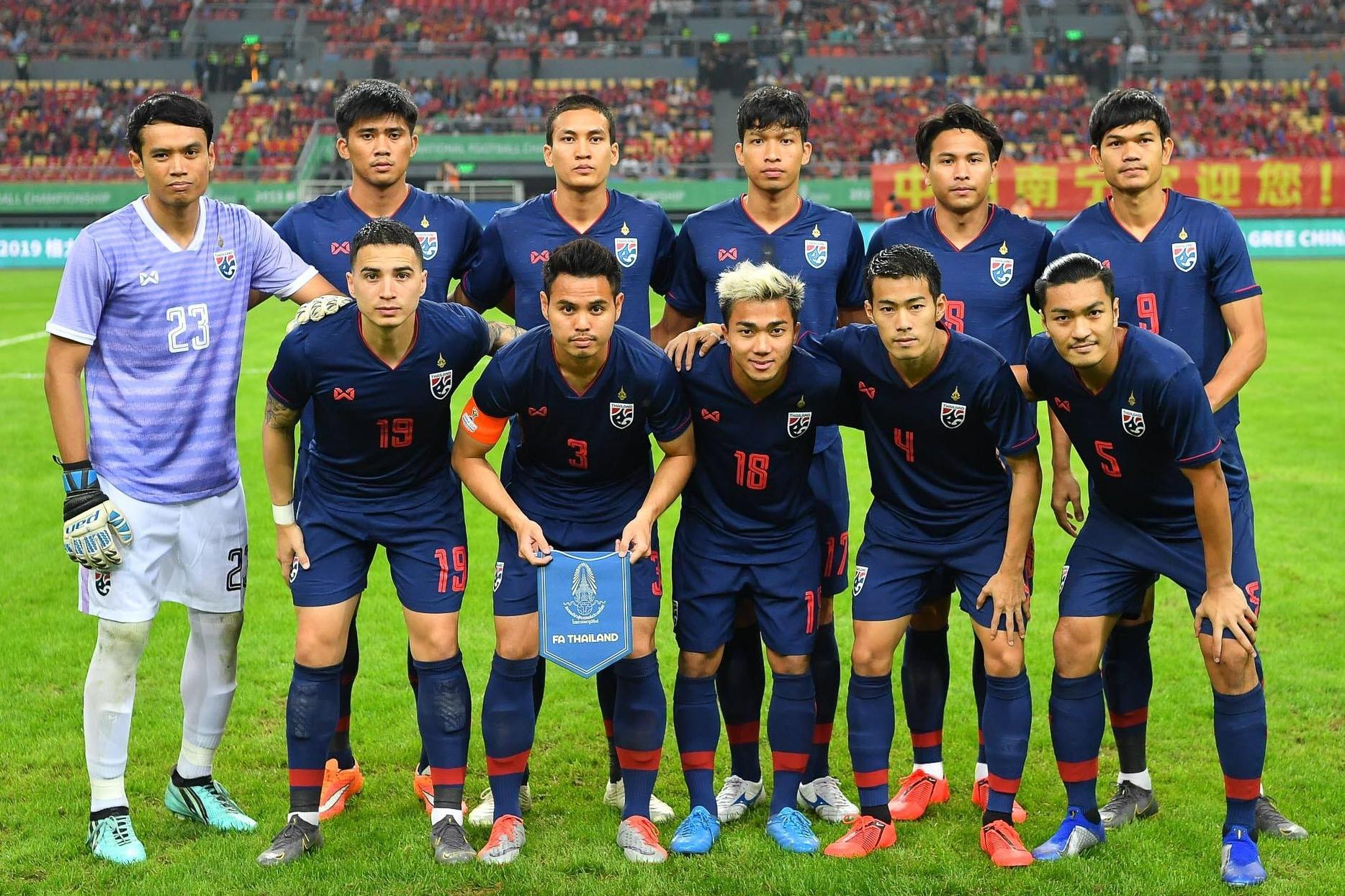 คิงส์ คัพ คิงส์คัพ 2019 ทีมชาติกือราเซา ทีมชาติอินเดีย ทีมชาติเวียดนาม ทีมชาติไทย