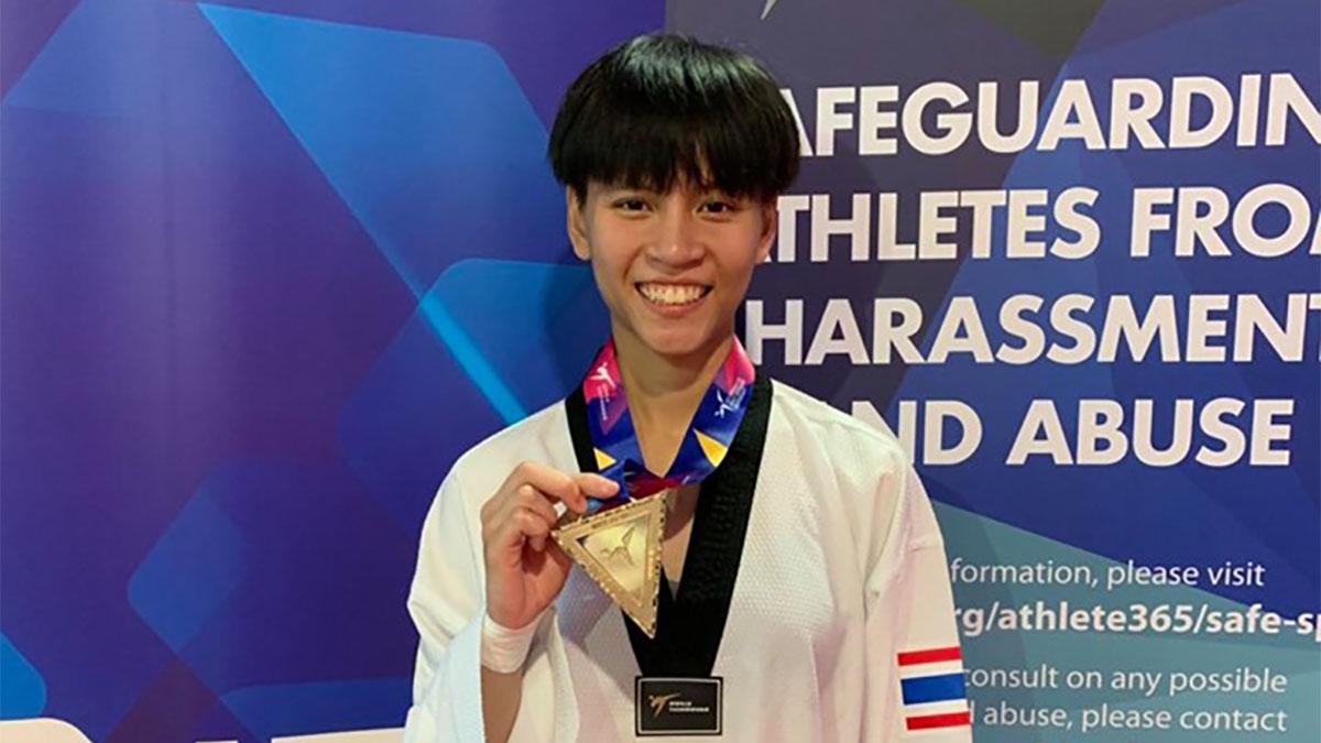 ทาเทียน่า คูดาโซว่า พรรณนภา หาญสุจินต์ เทควันโดชิงแชมป์โลก 2019 เทควันโดหญิง