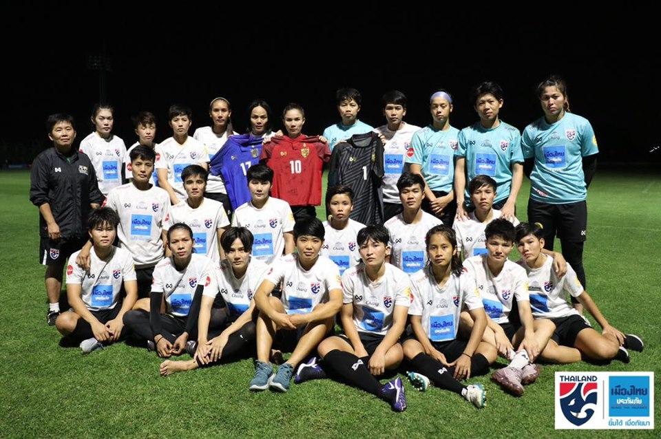 การท่าเรือ เอฟซี ฟุตบอลหญิงทีมชาติไทย
