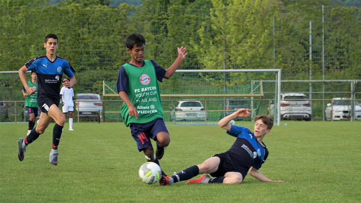 FC Bayern Youth Cup Thailand อัสโตเรีย วัลดอร์ฟ