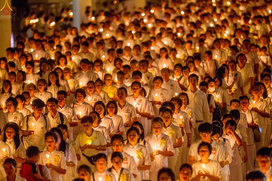 กิจกรรมทางศาสนา วันวิสาขบูชา วันวิสาขบูชา 2562 วันสำคัญ สถานที่จัดงาน วันวิสาขบูชา ไหว้พระ วันวิสาขบูชา ไหว้พระทำบุญ