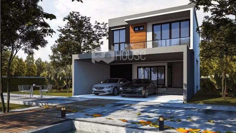 แบบบ้าน แบบบ้านสองชั้น
