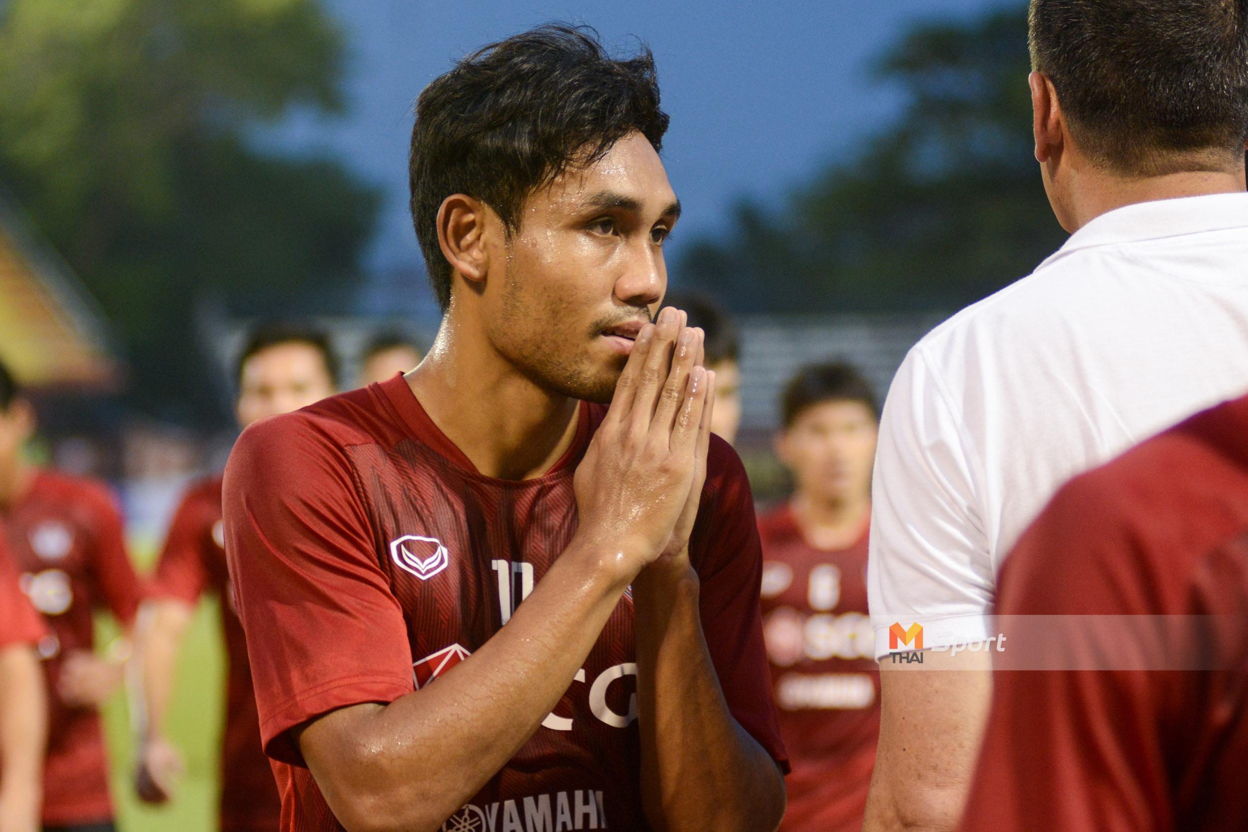 คิงส์ คัพ คิงส์คัพ 2019 ทีมชาติไทย ธีรศิลป์ แดงดา ศิริศักดิ์ ยอดญาติไทย