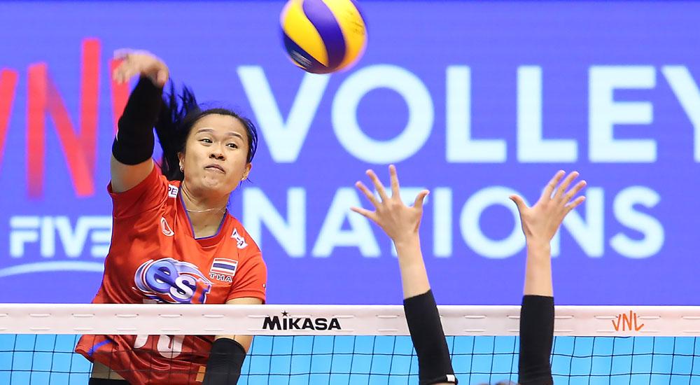 ทีมชาติไทย วอลเลย์บอล เกาหลีใต้ เนชั่นส์ ลีก