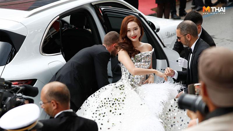 Girls'Generation Jessica Jung พรมแดงคานส์2019 เจสสิกา ช็อง แฟชั่นพรมแดง