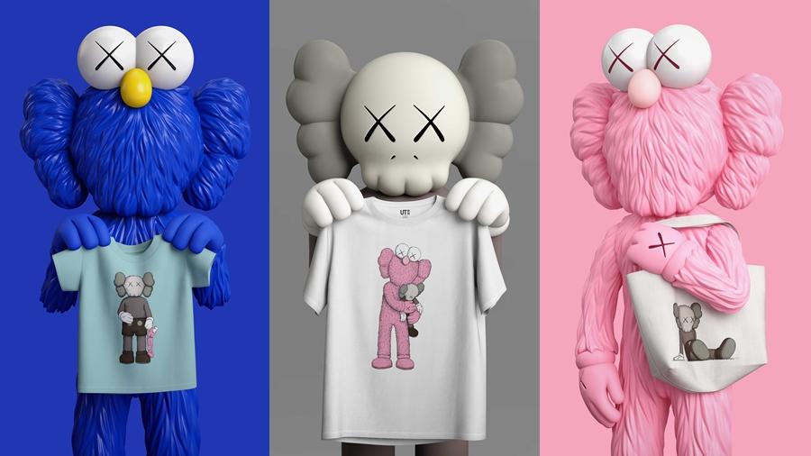 BBF COMPANION fashion KAWS LifeWear streetwear uniqlo ยูนิโคล่ สตรีทแวร์ แฟชั่น