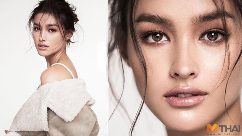 Liza Soberano ผู้หญิงที่สวยที่สุดในโลก ผู้หญิงสวย ลิซ่า โซเบอราโน