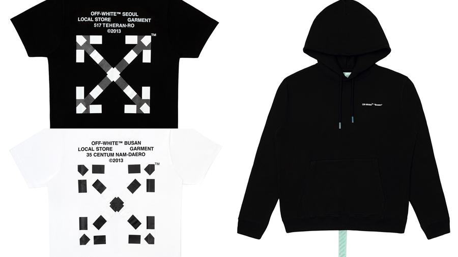 City Series fashion Off-White South Korea streetwear Virgil Abloh สตรีทแวร์ เกาหลีใต้ แฟชั่น