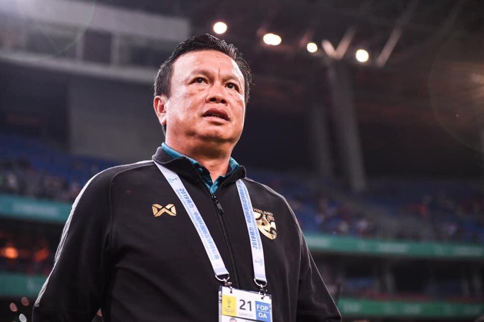 คิงส์ คัพ 2019 คิงส์คัพ ทีมชาติไทย ศิริศักดิ์ ยอดญาติไทย
