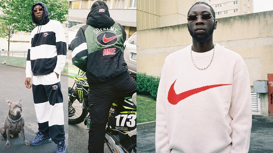 fashion nike Sportswear streetwear Summer Collection Supreme สปอร์ตแวร์ แฟชั่น ไนกี้