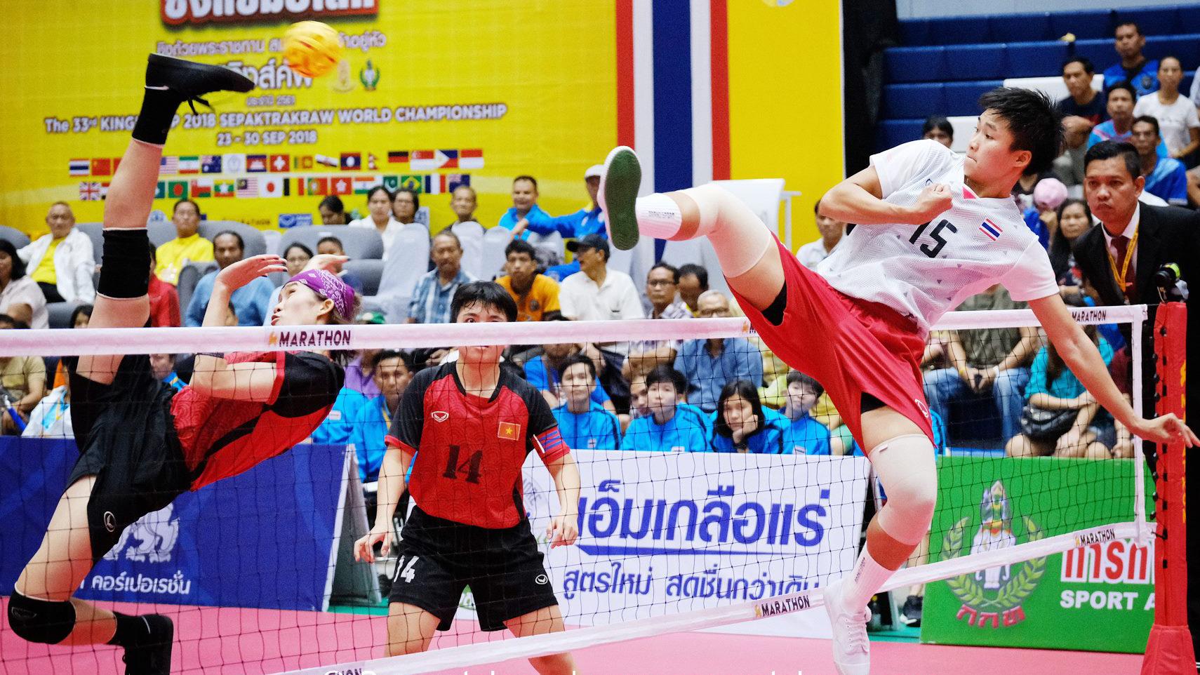 ซีเกมส์ 2019 ตะกร้อ ทีมชาติไทย