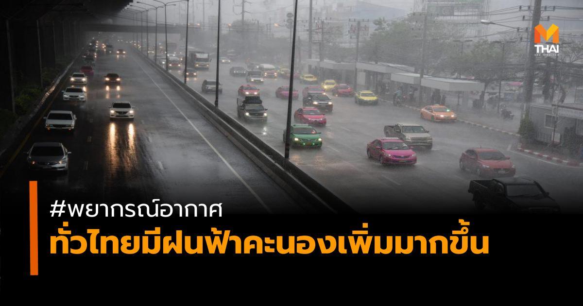 ฝนตก พยากรณ์อากาศ อุุตุนิยมวิทยา