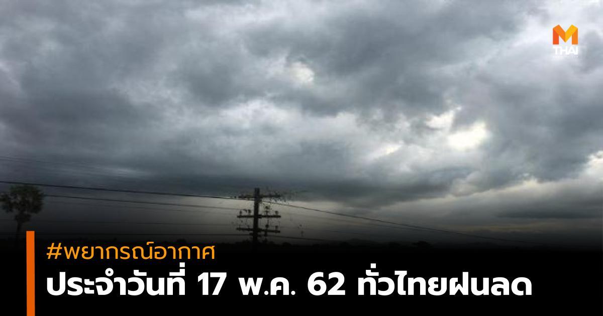 ฝนตก พยากรณ์อากาศ