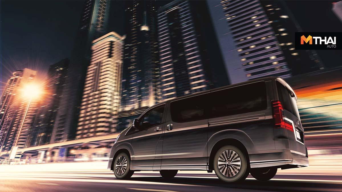 All-New HiAce Lexus LM mpv Toyota Granvia มินิเเวน