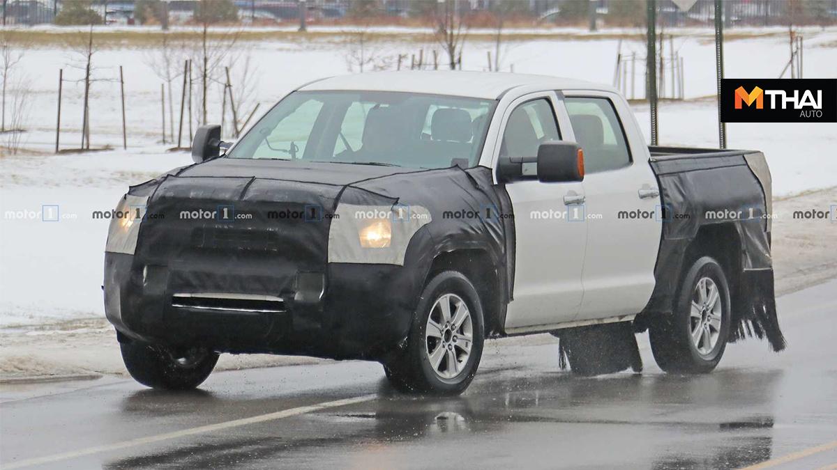New Tundra Toyota Tundra รถกระบะ โตโยต้าทุนดรา2019