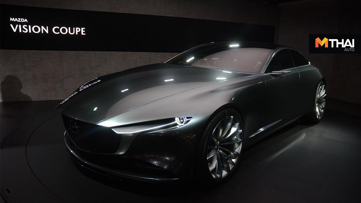 Mazda Skyactiv-D SKYACTIV-X เครื่องยนต์หกสูบเรียง