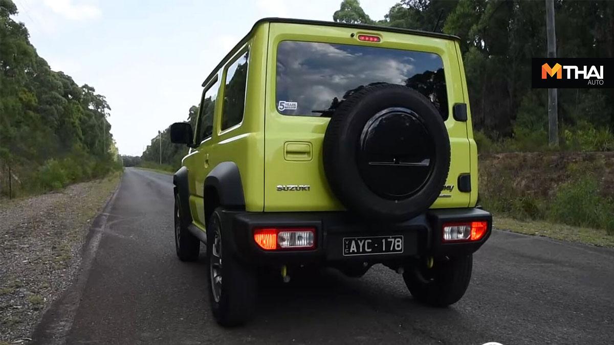 suv Suzuki Jimny ควอเตอร์ไมล์ ซับคอมเเพ็ค เอสยูวี ซูซุกิ จิมนี่
