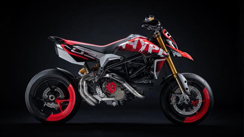 950 Concept Ducati Ducati Hypermotard 950 Concept Hypermotard 950 ดูคาติ โมตาร์ดไบค์