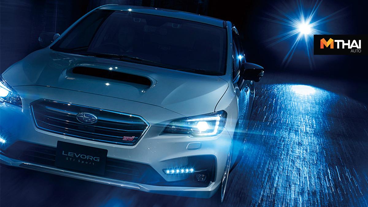 GT-S EyeSight Advantage Line Levorg Wagon STI Sport Black Selection subaru รถแวกอน