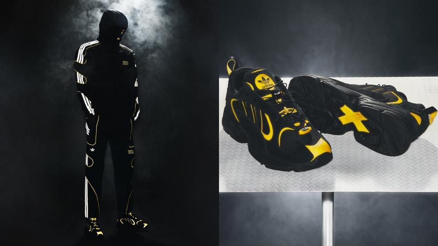 adidas adidas Originals fashion Infamous Crew 246 Sneaker streetwear United Arrows&Sons WANTO กราฟิตี้ สตรีทแวร์ สนีกเกอร์ อาดิดาส แฟชั่น