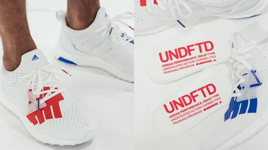 adidas adidas Originals Boost fashion Five Strikes Primeknit Sneaker Stars and Stripes UltraBOOST Undefeated รองเท้า สนีกเกอร์ อาดิดาส แฟชั่น