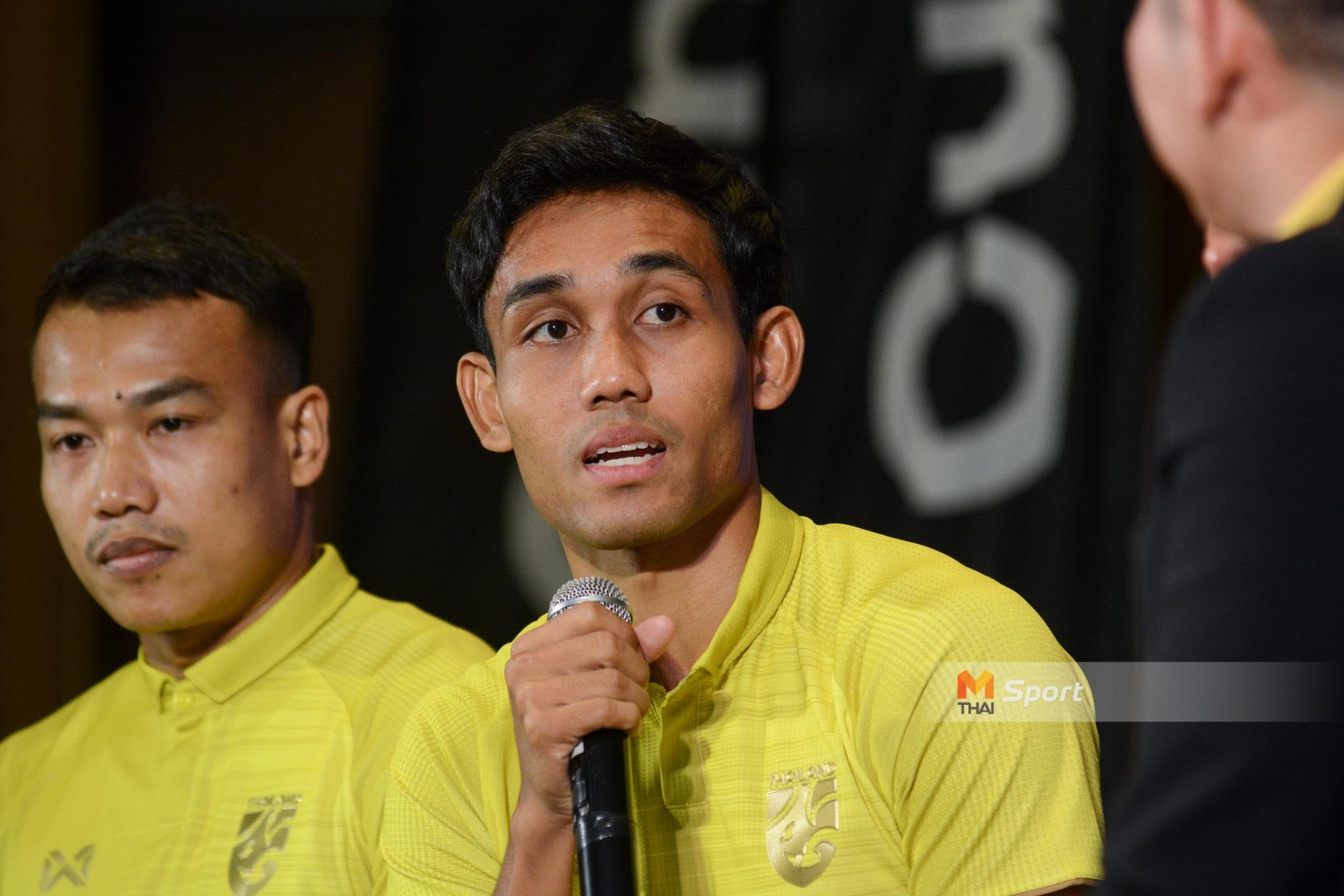 คิงส์ คัพ คิงส์คัพ 2019 ทีมชาติไทย ธีรศิลป์ แดงดา