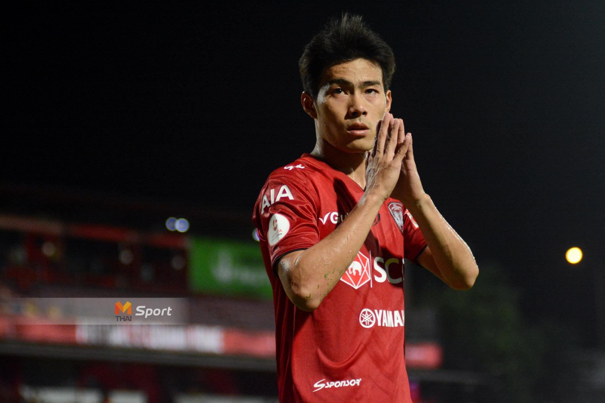 กานต์ จันทรัตน์ คิงส์ คัพ คิงส์คัพ 2019 ทีมชาติไทย เอสซีจี เมืองทอง ยูไนเต็ด