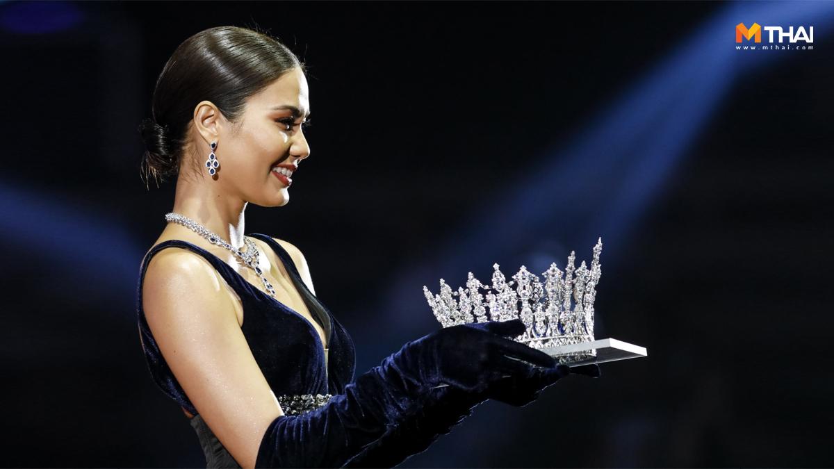 Miss Universe Thailand Miss Universe Thailand 2019 ประกวดนางงาม มงกุฎ มงกุฎ มิสยูนิเวิร์สไทยแลนด์ มงกุฎนางงาม มิสยูนิเวิร์สไทยแลนด์ มิสยูนิเวิร์สไทยแลนด์ 2019 แคนดี้ รจนาธร ณ สงขลา