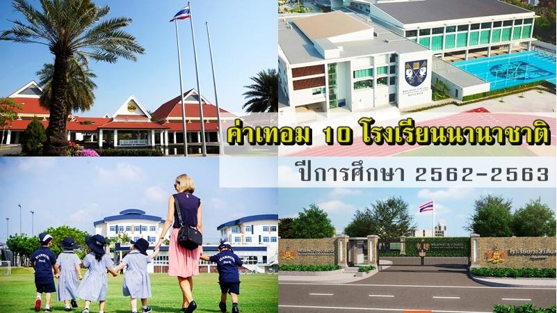 การศึกษา ค่าเทอม ค่าเทอมลูกดารา ค่าเทอมโรงเรียนนานาชาติ ลูกดารา โรงเรียน โรงเรียนนานาชาติ โรงเรียนลูกดารา