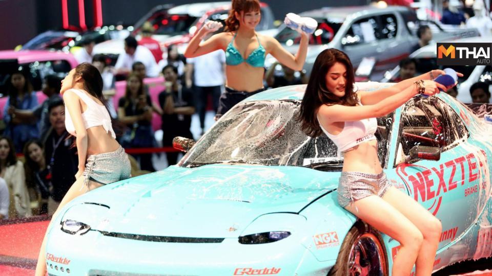 Auto Salon Bangkok Auto Salon Bangkok Auto Salon 2019 เรซควีน แต่งรถ แต่งรถญี่ปุ่น