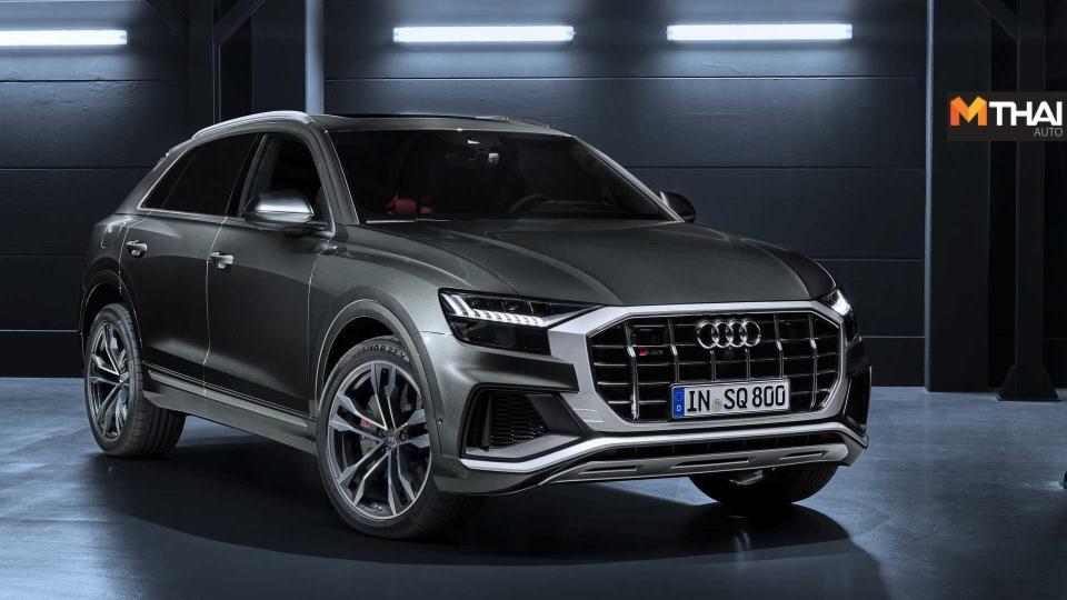 audi Audi SQ8 รถอเนกประสงค์เอสยูวี รถไฮบริด อาวดี้