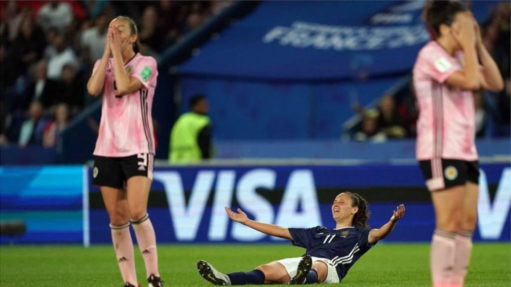 กติกาฟุตบอล คลิป ฟุตบอลหญิงชิงแชมป์โลก 2019 ฟุตบอลโลกหญิง 2019