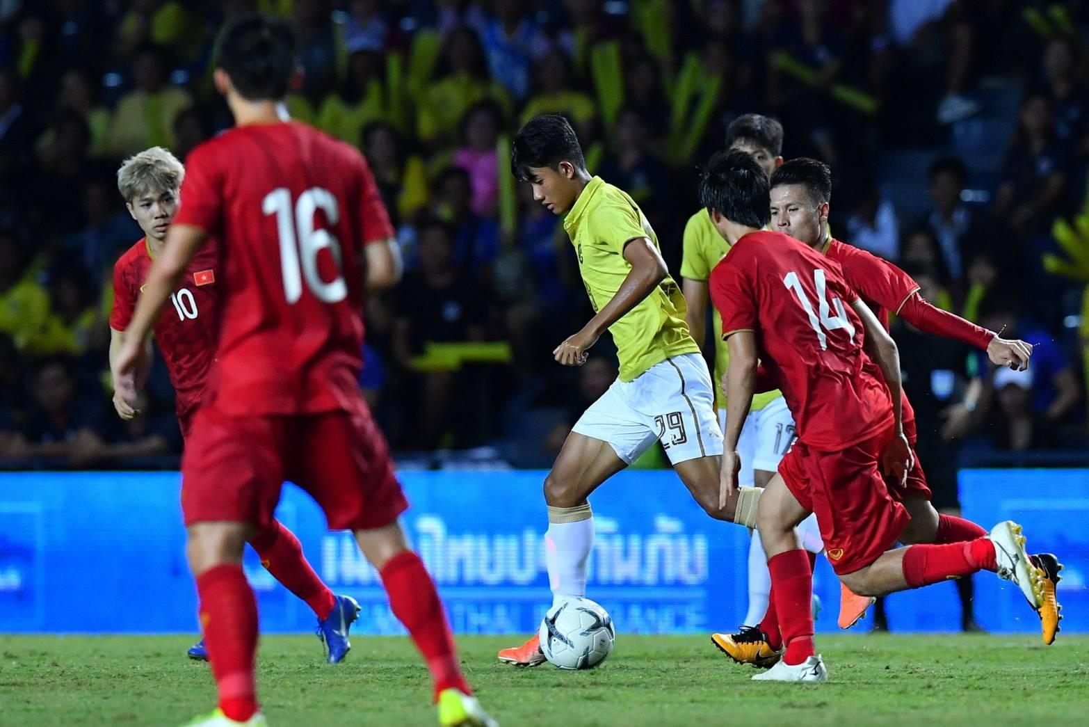 คิงส์ คัพ คิงส์คัพ 2019 ทีมชาติไทย ศุภณัฏฐ์ เหมือนตา
