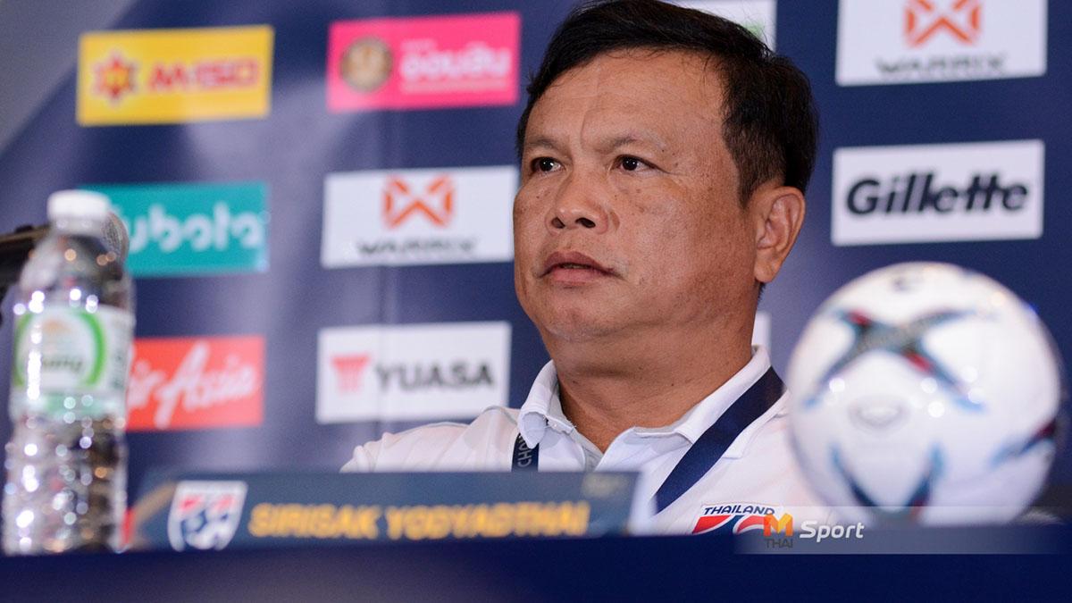 คิงส์ คัพ ครั้งที่ 47 ทีมชาติไทย ศิริศักดิ์ ยอดญาติไทย