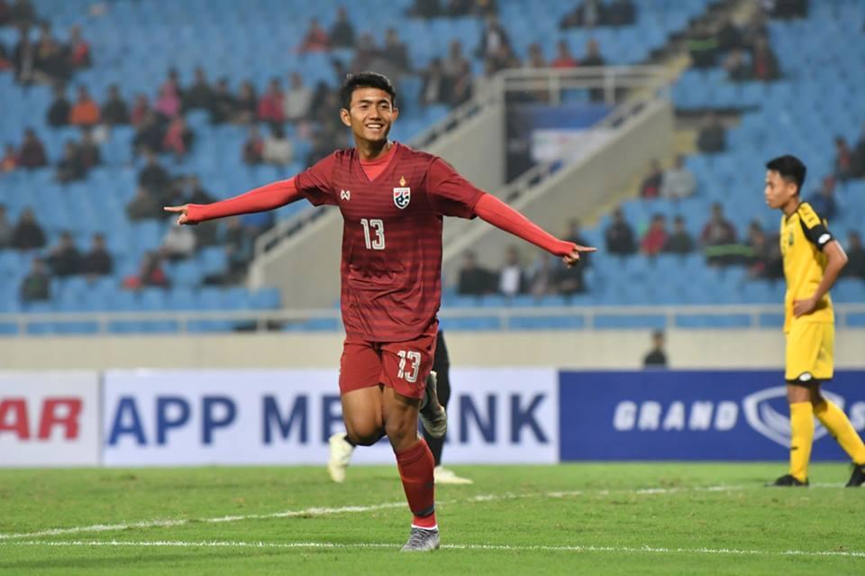 คิงส์ คัพ 2019 คิงส์คัพ ทีมชาติไทย