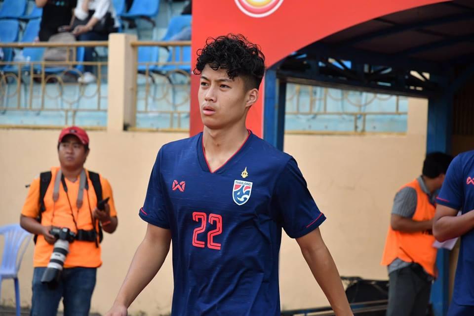 ทีมชาติไทย U19 ลีออน พิชญ เจมส์
