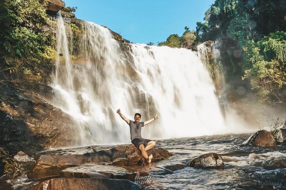 ที่เที่ยวปราจีนบุรี น้ำตก น้ำตกเหวอีอ่ำ ปราจีนบุรี อุทยานแห่งชาติเขาใหญ่ เที่ยวน้ำตก เที่ยวปราจีนบุรี เที่ยวหน้าฝน