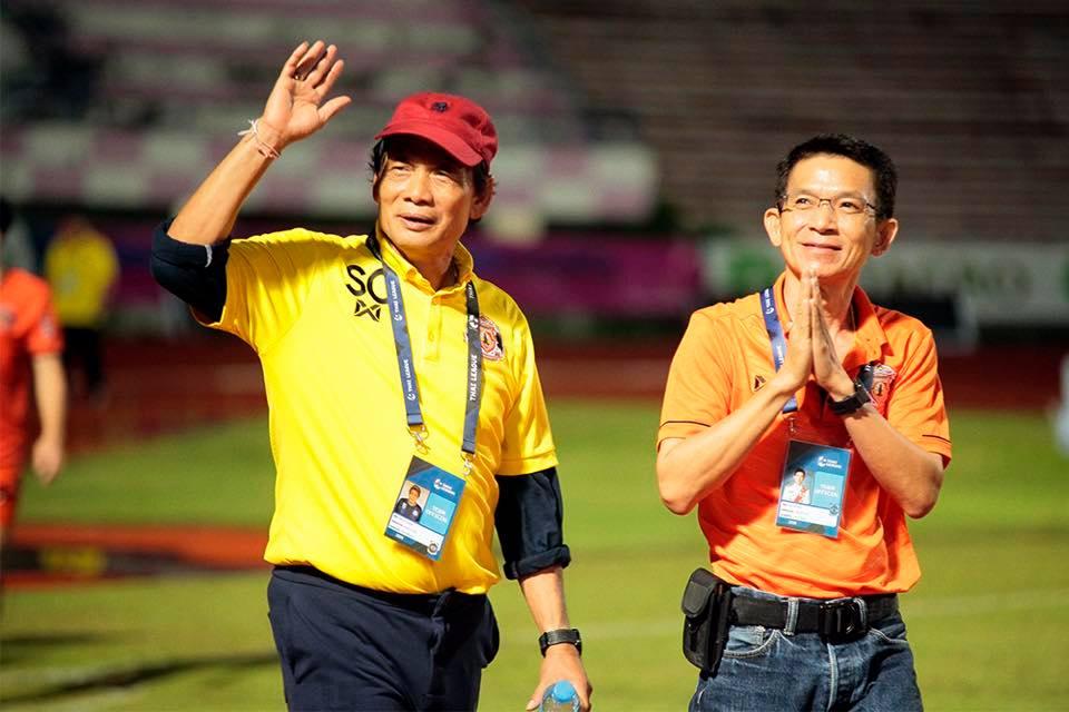 ควาน ฮัก จิน ธเนศ เครือรัตน์ ฟีฟ่า ศรีสะเกษ เอฟซี สหพันธ์ฟุตบอลนานาชาติ