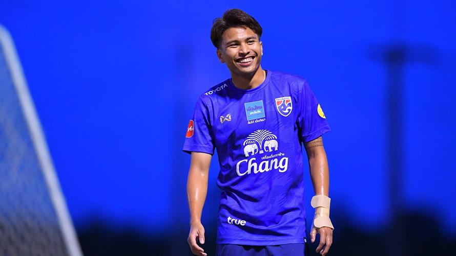 คิงส์ คัพ คิงส์คัพ 2019 ฐิติพันธ์ พ่วงจันทร์ ทีมชาติเวียดนาม ทีมชาติไทย