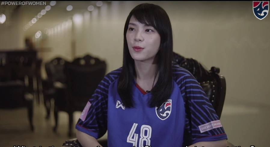 power of women นวลพรรณ ล่ำซำ ฟุตบอลหญิงชิงแชมป์โลก 2019 ฟุตบอลหญิงทีมชาติไทย