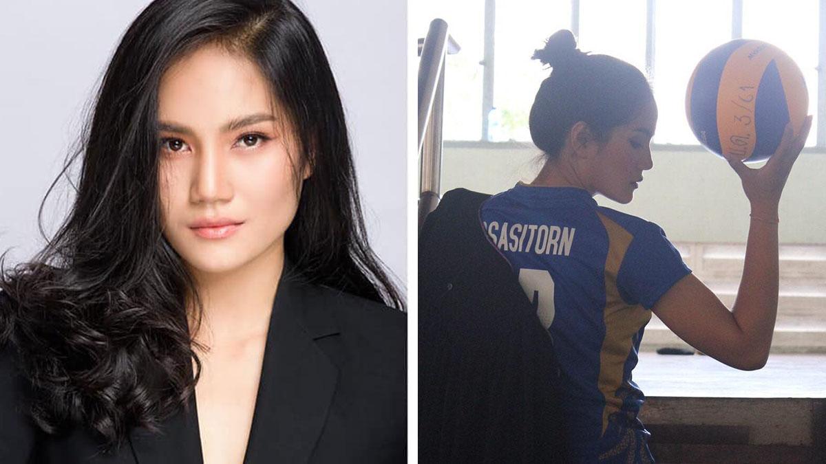Miss Universe Thailand 2019 วอลเลย์บอลหญิง ศศิธร พิมพา
