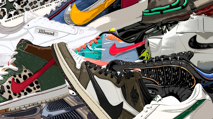 adidas Air Jordan 1 fashion hypebeast nike Sneaker streetwear Travis Scott รองเท้า สนีกเกอร์ แฟชั่น