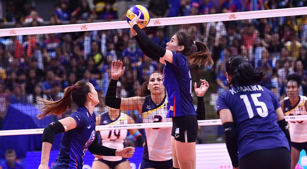 ทีมชาติไทย วอลเลย์บอล เนชั่นส์ ลีก โดมินิกัน