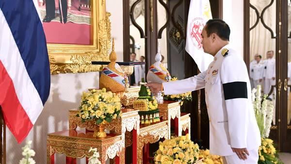 นายกฯ คนที่ 29 พระบรมราชโองการ แต่งตั้งนายกรัฐมนตรี
