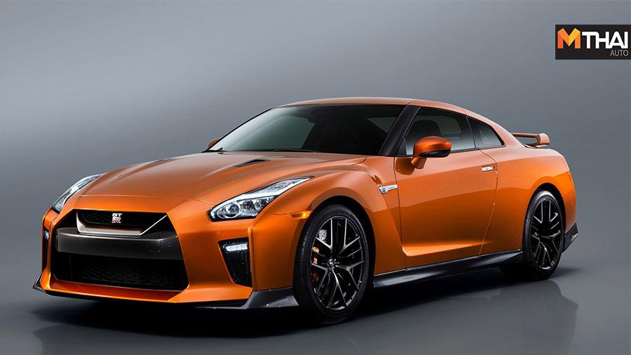 nissan Nissan e-GT-R Concept nissan GT-R V6