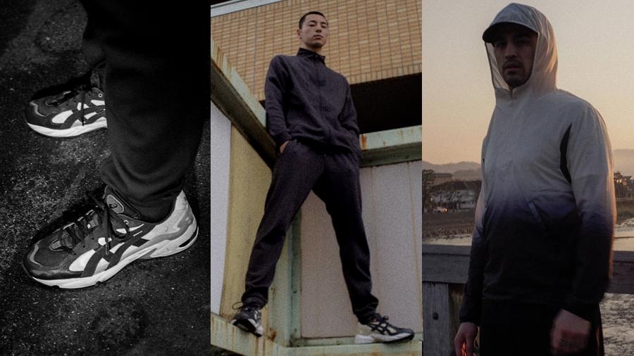ASICS fashion GEL KAYANO 5 OG GEL-KAYANO 25 Kyoto Edition Reigning Champ Sneaker รองเท้า สนีกเกอร์ แฟชั่น