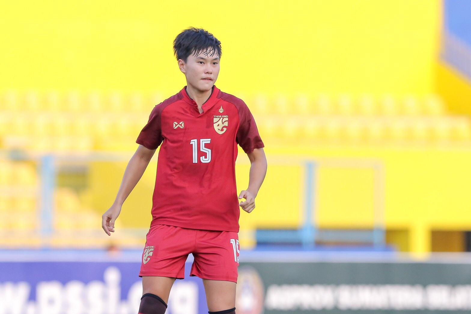 ทีมชาติไทย นิภาวรรณ ปัญโญสุข ฟุตบอลหญิง ฟุตบอลหญิงชิงแชมป์โลก 2019 อลิษา รักพินิจ