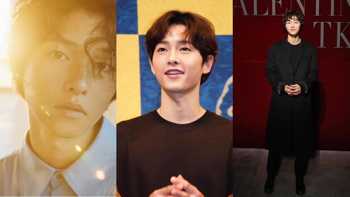 ซงจุงกิ นักแสดงชาย นักแสดงเกาหลี ผู้ชายหล่อ แฟชั่น แฟชั่นซงจุงกิ